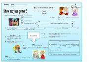English Worksheets: King Lear Summary chart