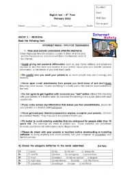 internet friend or foe essay There are a few basic requirements for composting, so research the topic on the internet  friend or foe by david brock ©2003 student handout 1 (cont'd.