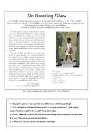 ruby bridges by john steinbeck john steinbeck wrote about ruby bridges ...