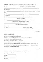 9th grade english essays