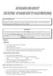 English Worksheets: OSCAR WILD