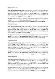 English Worksheets: dramatization