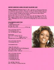 Mp3 love you whitney download houston always i will by