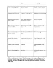 Printables To Kill A Mockingbird Worksheet Answers to kill a mockingbird vocabulary worksheet versaldobip answers k club 2017