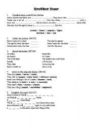 blackadder goes forth worksheets pdf