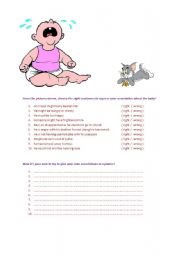 English Worksheets: GIVING OPINION BASED ON THE PICTURES