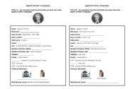 Agatha Christie´s biography