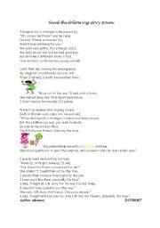 English Worksheets: lesson 12