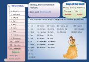 English Worksheets: а help for elementary students