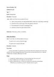 English Worksheets: grammer presentation