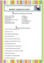 English Worksheets: LISTENING comprehension exercise with AUDIO link and ONLINE/INTERACTIVE exercises - 2/2 - 2/3