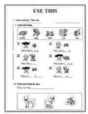 English Worksheets: USING THIS