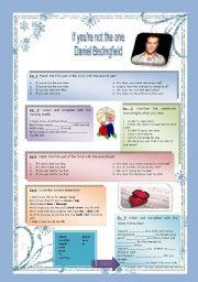English Worksheet: Korea Vocabulary