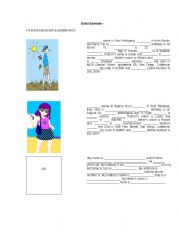English Worksheets: introduction