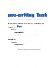 English Worksheets: Mr.Faouzi