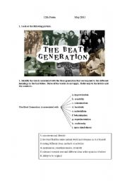 English Worksheets: Art, culture, society