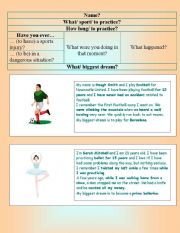 sports role play
