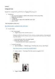 English Worksheets: The Great Gatsby