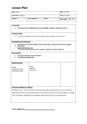 English Worksheet: CELTA