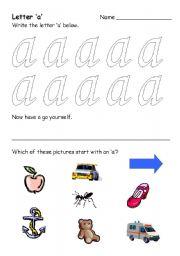 English Worksheets: english