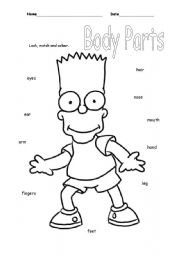 Bart-Simpson-Coloring-Pages-226 - smilecoloring.