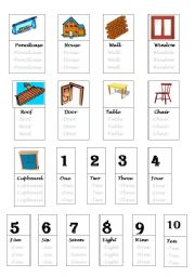English Worksheets: word writing 2