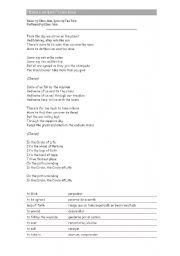circle of life lyrics