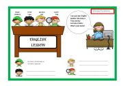 English Worksheets: what´s your name