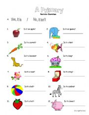 English worksheets revision exercises for beginners