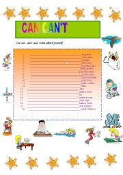 can can´t