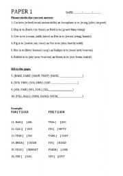 Printable Worksheets On Verbals - The Best and Most Comprehensive ...