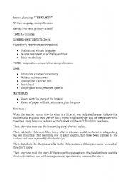 English Worksheets: the kraken