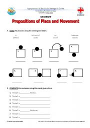 prepositions of time place and movement exercises pdf english grammar prepositions of place. Black Bedroom Furniture Sets. Home Design Ideas