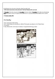 English Worksheet: lesson15 HUMAN RIGHTS SECOND YEAR TUNISIAN PUPILS(page two)