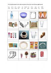 measure words exercise esl worksheet by syhcindy. Black Bedroom Furniture Sets. Home Design Ideas