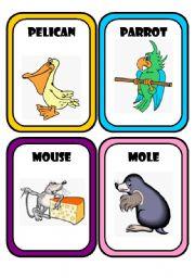 English Worksheets: Animals * Part 4 *