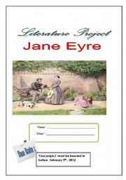 jane eyre english literature coursework These are: literature paper 1 section a (shakespeare –much ado about nothing ) and section b (19th century novel –jane eyre) literature paper 2 section a ( modern texts –lord of the flies), section b (poetry –power and conflict) and section c (unseen poetry) language paper 1 section a (analysing an unseen.