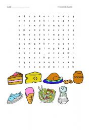 Worksheets Food Word Search For Grade 2 food word search for grade 2 rupsucks printables worksheets english teaching wordsearch search