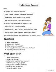essay on reading comprehension