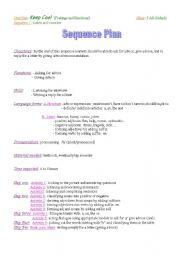 English Worksheets: unit four