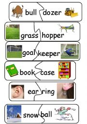 Compound Words/Game - set 9