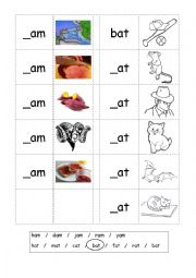 Home > phonetics worksheets > Phonics - 3 letter words (CVC) - Writing ...