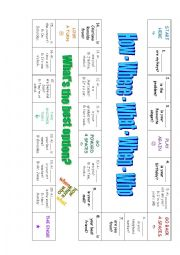 English Worksheet: Wh-questions board game