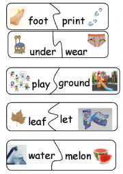 Compound Words/Game - set 2