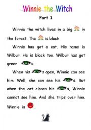 Winnie the Witch - Reading - Part 1