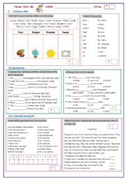 english verb tenses final test 提供verb tense final test文档免费下载,摘要:  verb tense there are 16 kinds of tenses in english  in junior high school,.