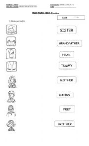 First Grade Worksheets for Fun Spelling Practice