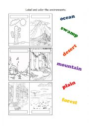Habitat Worksheets for Second Grade http://www.eslprintables.com/printable.asp?id=649075
