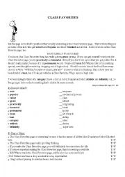 Diary of a Wimpy Kid: Worksheet Most Popular