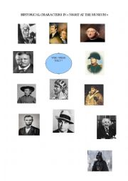 English Worksheet: NIGHT AT THE MUSEUM 2-THE PASSIVE